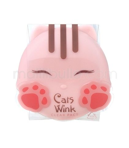 Poudre Cat Wink Clear Pact