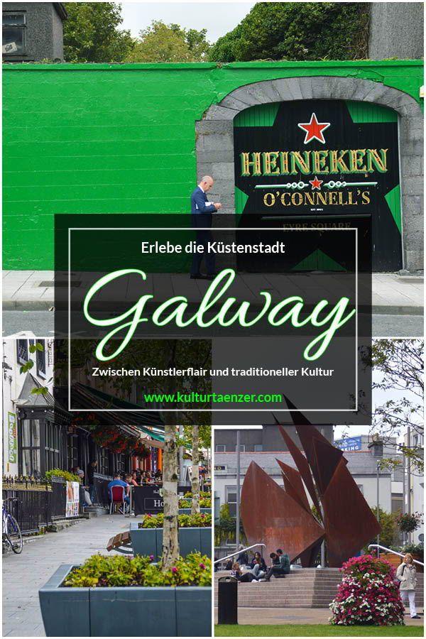 Photo of Galway – Zwischen Künstlerflair und traditioneller Kultur – Kulturtänzer