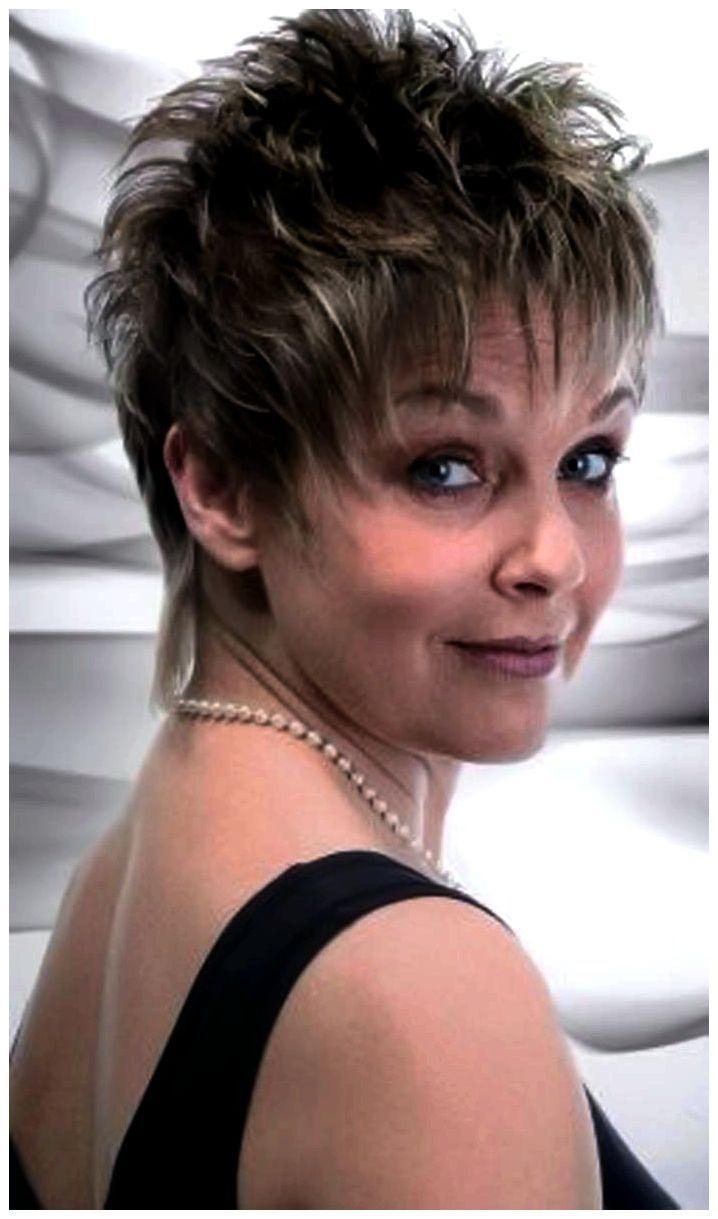 Very Short Hairstyles For Women Over 50 Fave