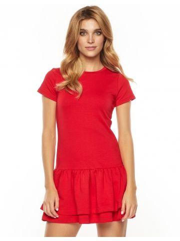 Sukienka Ally w kolorze czerwonym