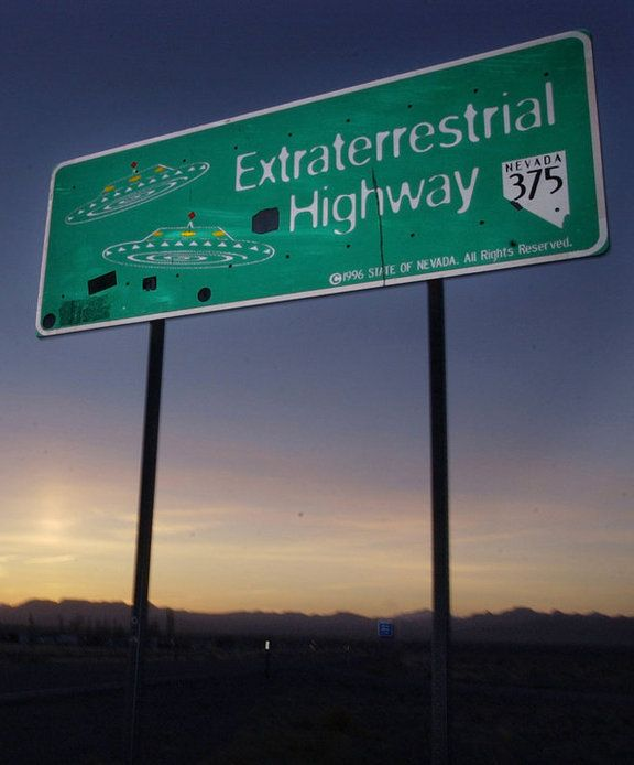Extraterrestrial Highway Tumblr