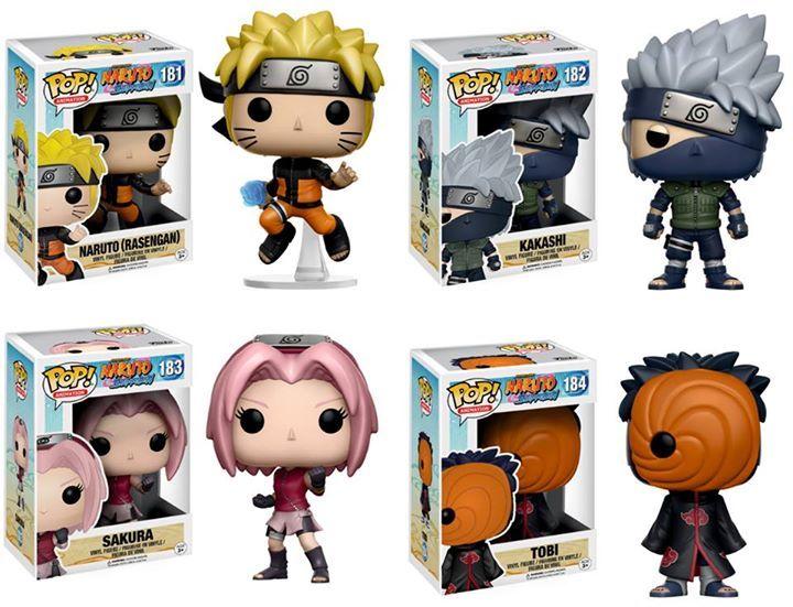 Funko Mystery Vinyl Figure Best of Anime Series 2 Naruto Uzumaki Naruto