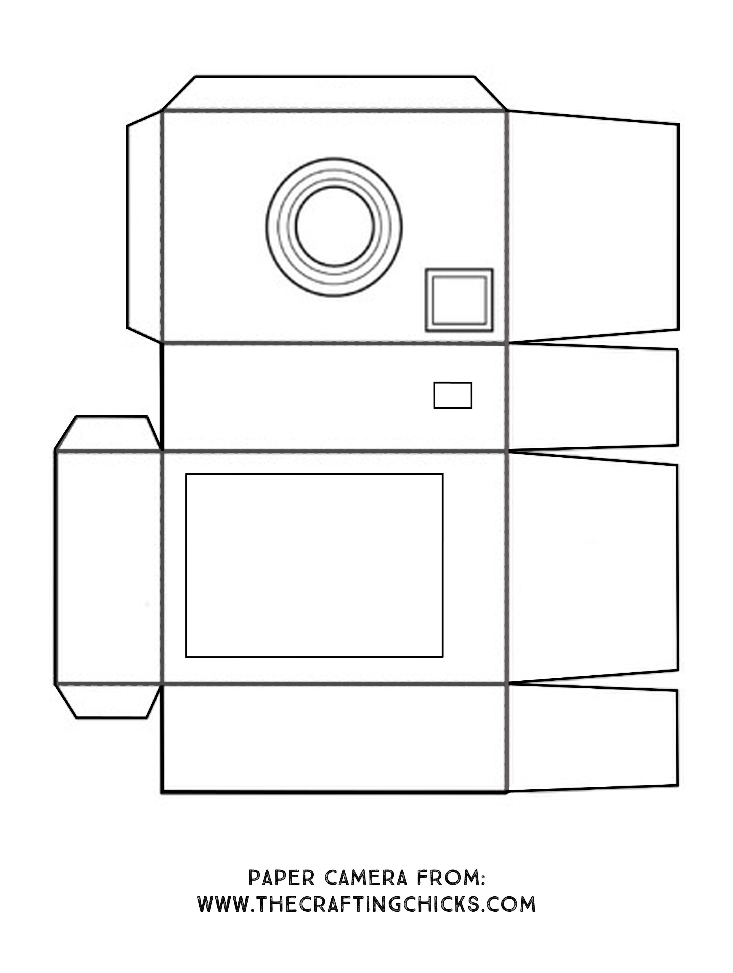 4 Best Images Of Printable Box Templates