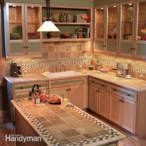 Small Kitchen Spacesaving Tips  Work Surface Storage And Kitchens Awesome Space Saving Kitchen Designs Decorating Design