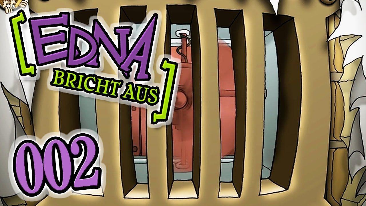 Lets Play Edna Bricht Aus #002 [Deutsch] - Ein bisschen