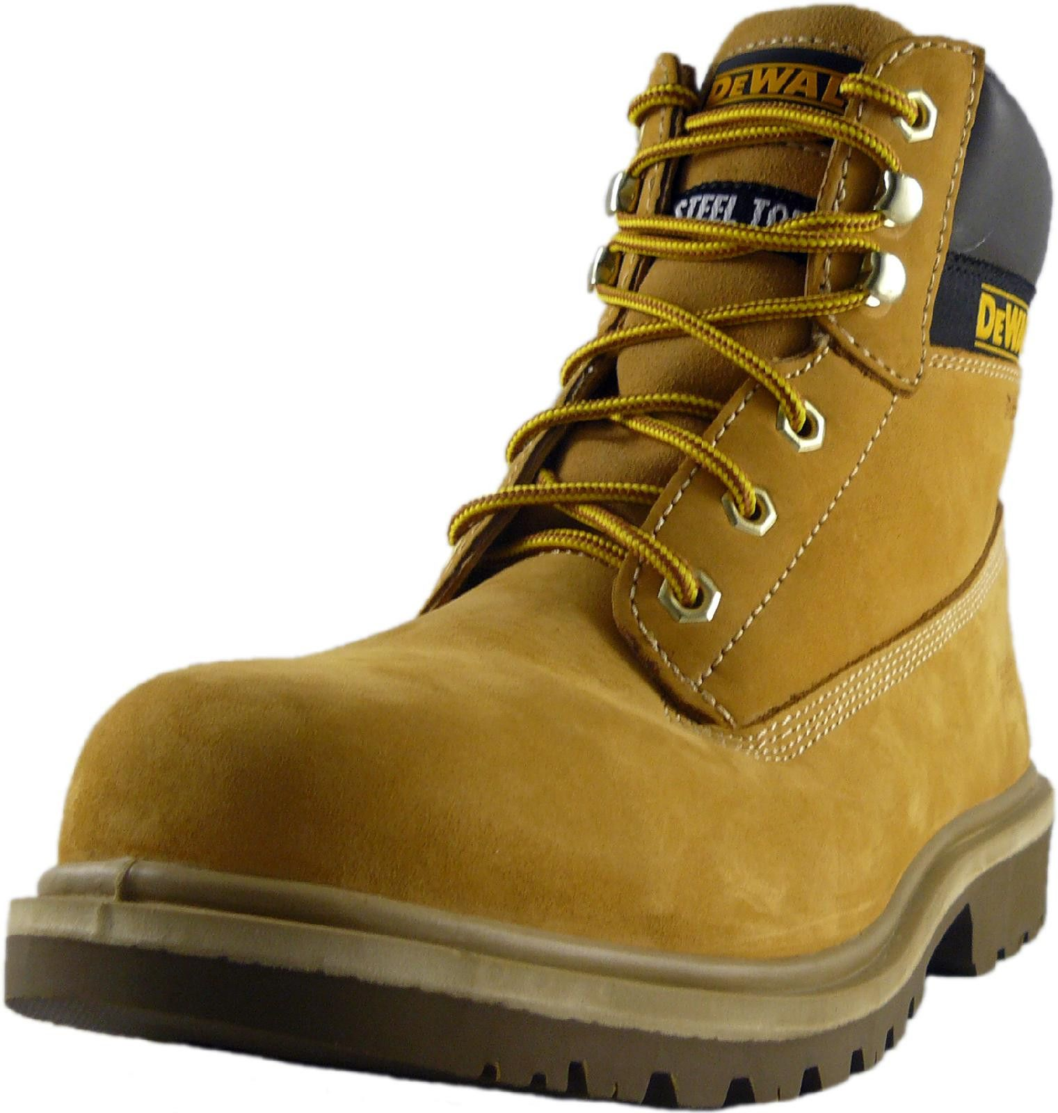 2359a818902 DeWalt Workwear - Steel Toe Explorer 2 Work Boot - Honey Brown ...