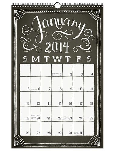Calendar Dress Up Ideas : Gorgeous gift ideas for the home paper source empty
