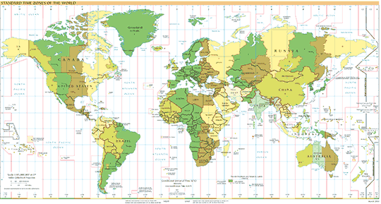 time zone map calculator Time Zone Calculator Time Zone Map World Time Zones Map