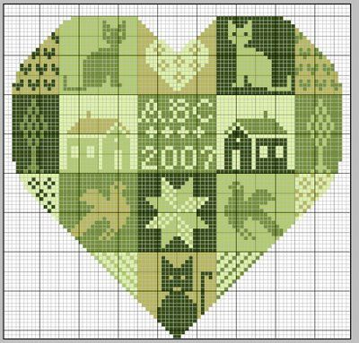 gazette94: COEUR PATCHWORK                              …