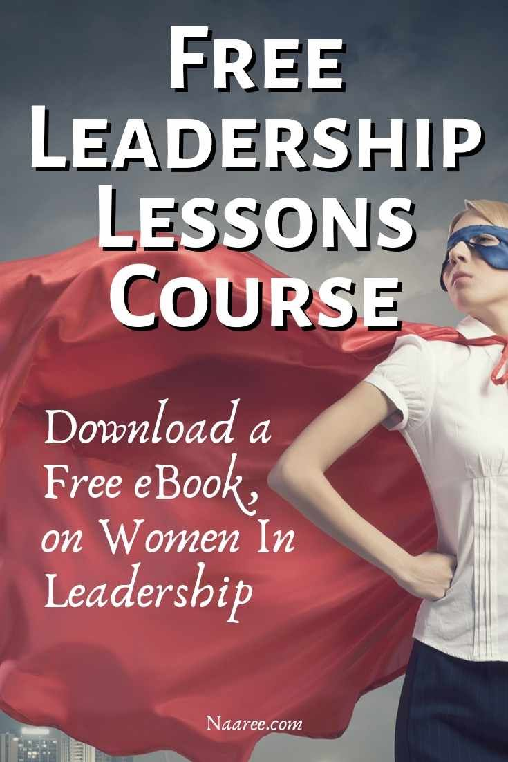 Free Leadership Lessons Course Learn How To a