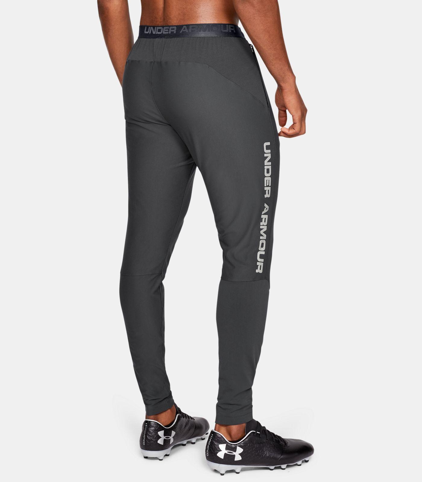 Under Armour UA Men/'s Accelerate Training Football Pants New Black Large