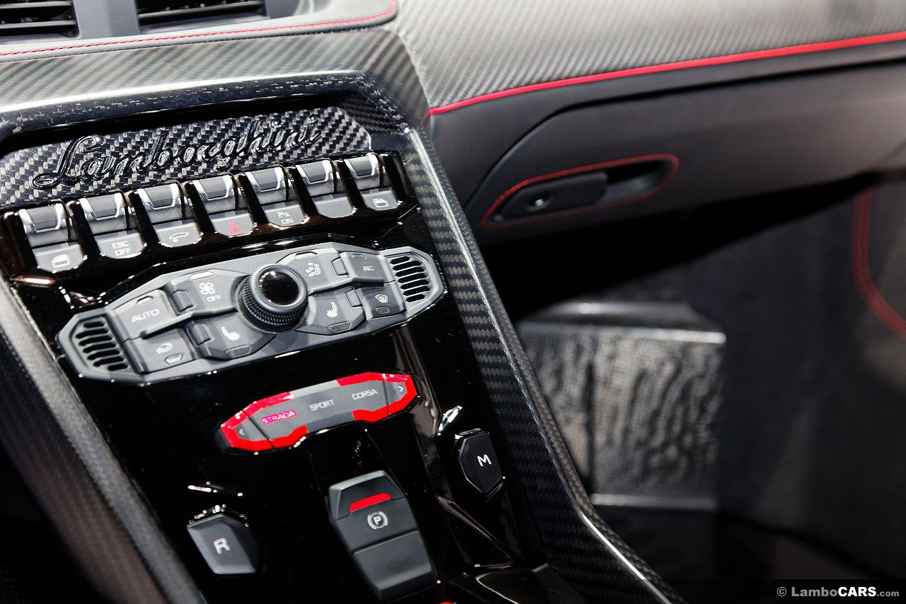 Lamborghini Veneno Interior Dashboard Lamborghini Veneno Interior