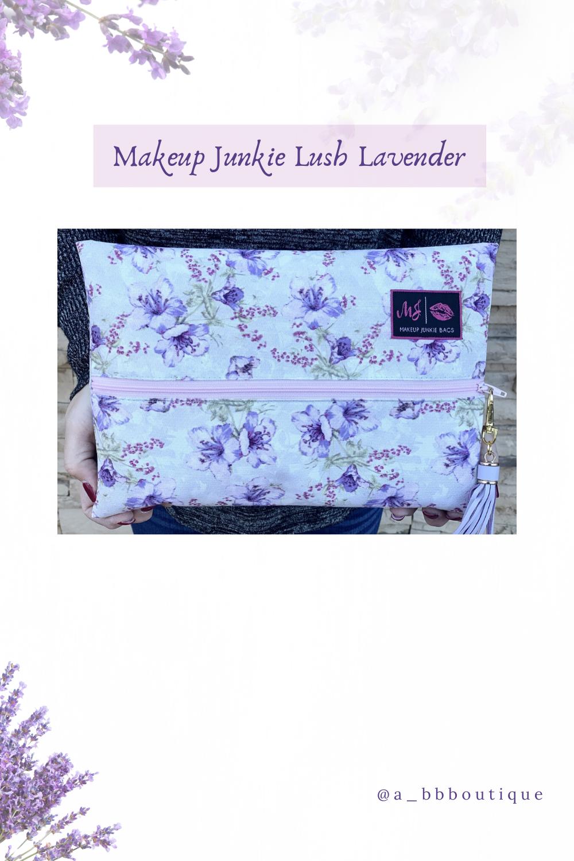 Makeup Junkie Lush Lavender in 2020 Makeup junkie