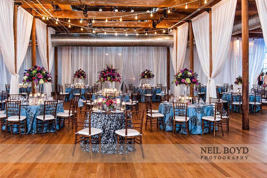 The Cotton Room In Durham Nc Raleigh Weddings Durham Weddings
