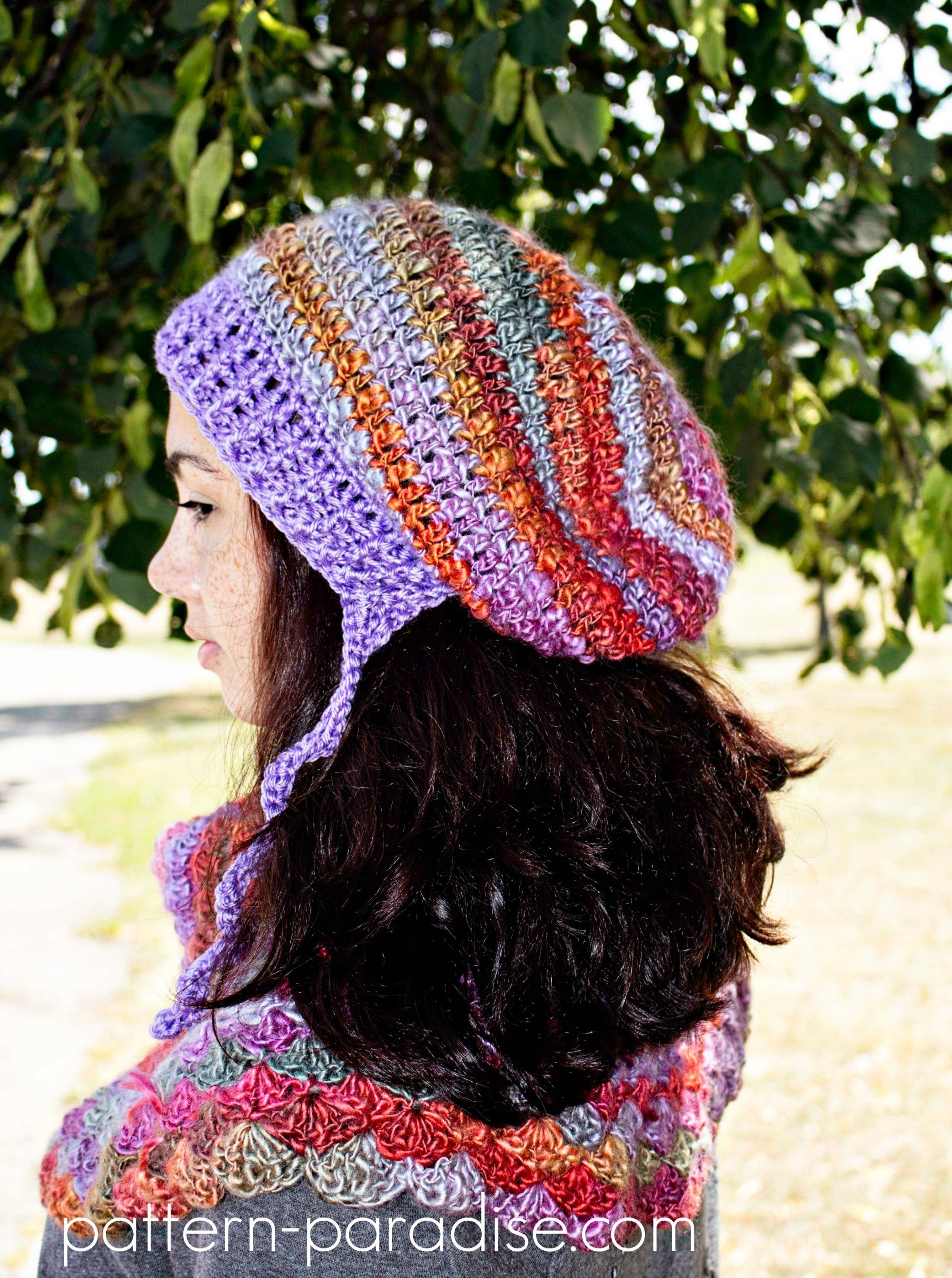 Waves of Warmth Slouch by Pattern-Paradise.com | Crochet | Pinterest ...