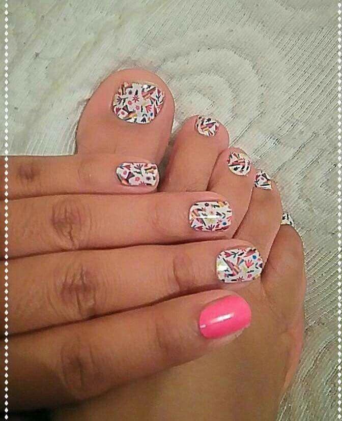 Hidalgo, México. Tenango de Doria Art on nails | Uñas | Pinterest ...