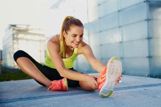 Static stretching is very helpful for increasing your range of motion but you need to make sure you ... - baranq / Shutterstock