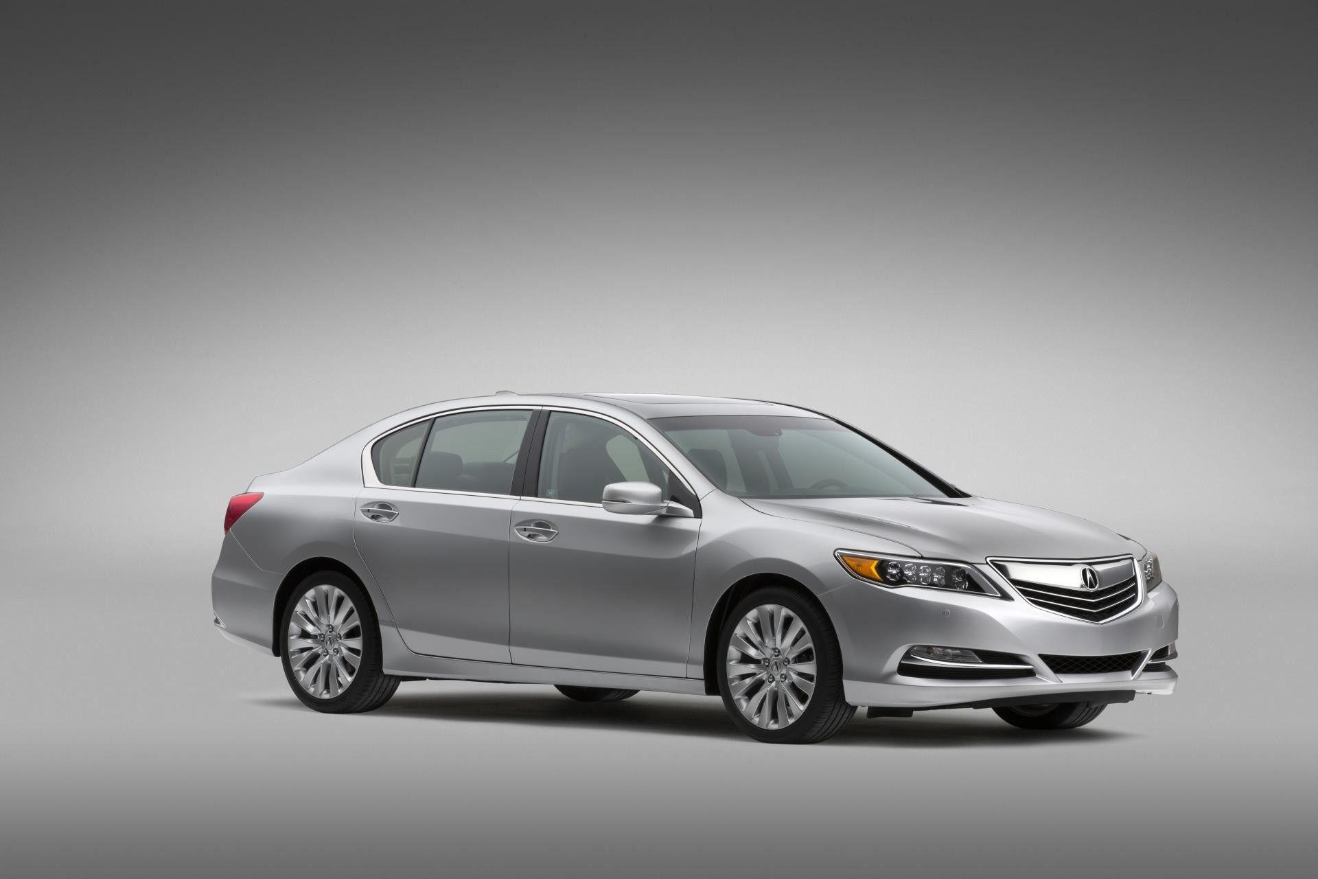 2020 Acura RLX Sport Hybrid, Redesign (Dengan gambar)