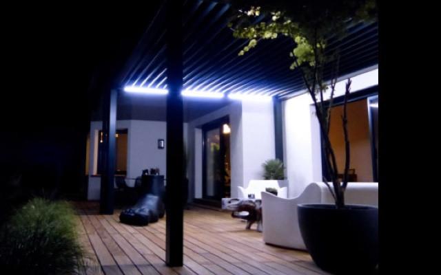 Eclairage Led Pour Pergola Bioclimatique