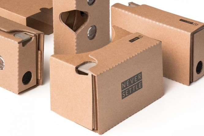 a3dd76763dd OnePlus announces a Google Cardboard 2.0 VR kit for just 99rs ...
