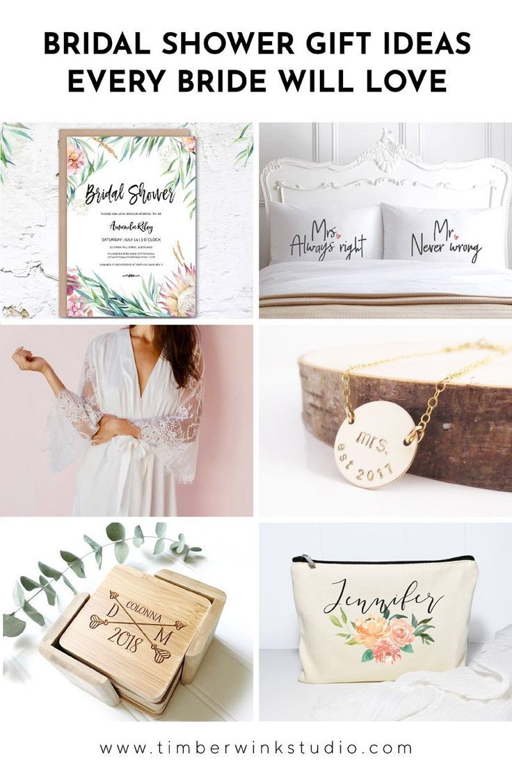 Gift Roundup For Bridal Wedding Showers The Wedding Pros The