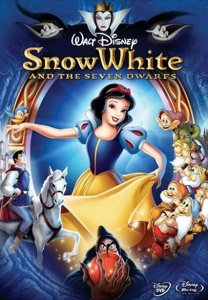 4. Snow White and the Seven Dwarfs, My favorite princess! I was born on one of the re-release dates! #newfantasyland #momselect