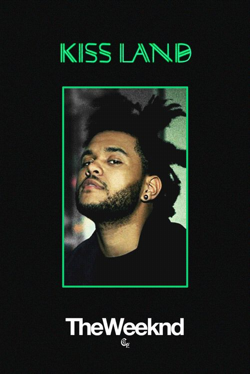 The Weeknd Kissland I Want This Album Erin The Weeknd Abel