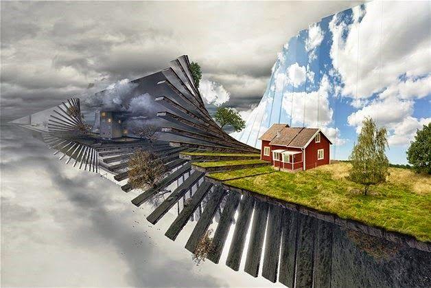 AdictaMente: Imágenes imposibles sacadas de los sueños