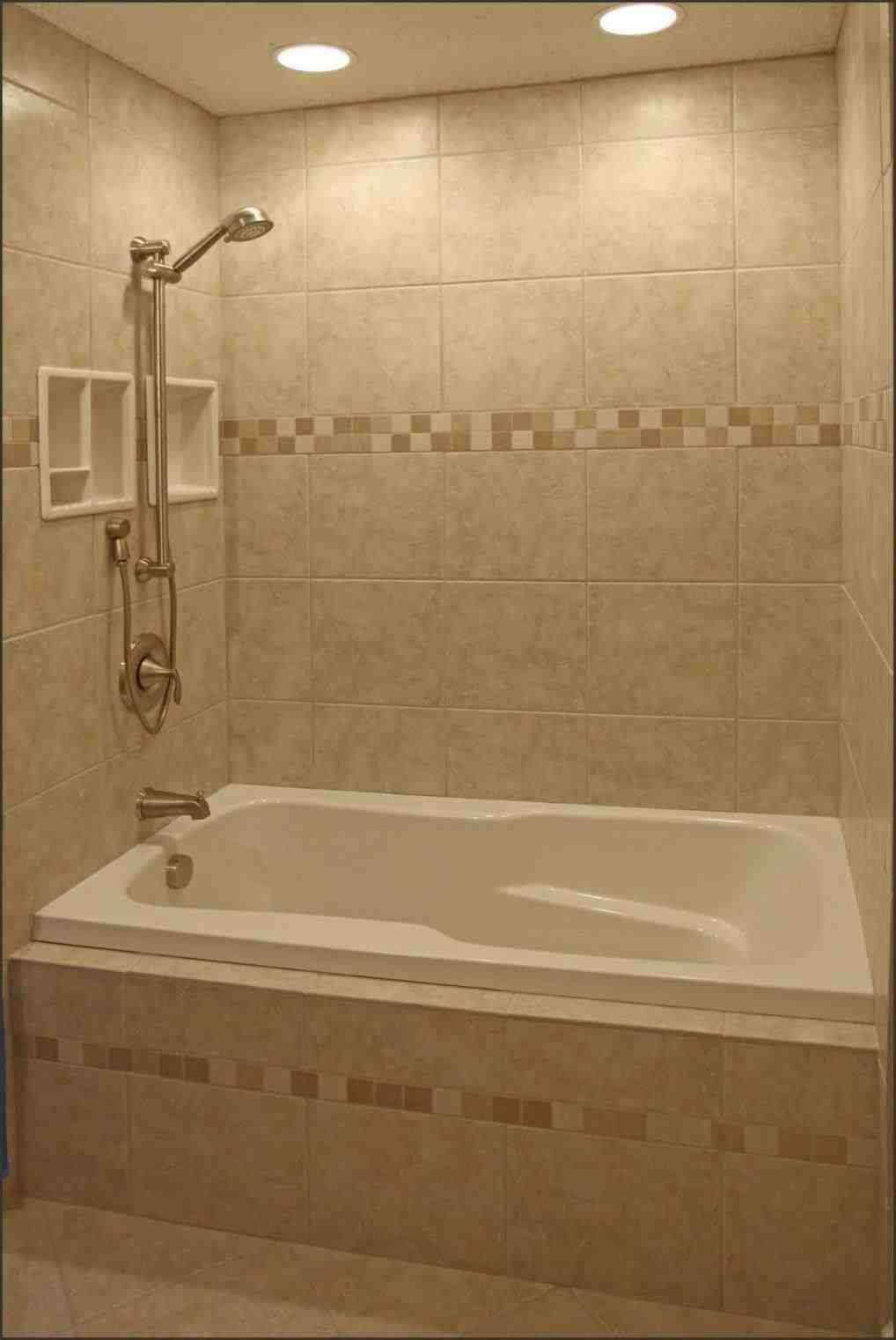 Whirlpool Tub With Shower Combo Bathtub Tile Bathroom Tile Designs Bathroom Tub Shower Combo