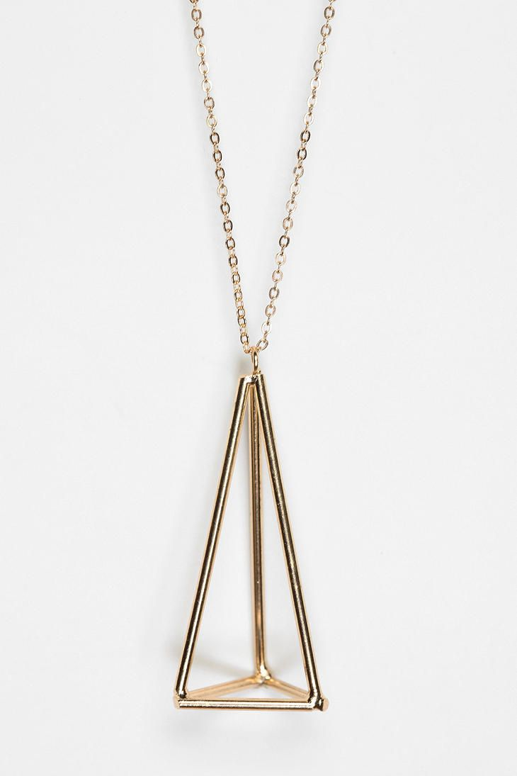 gold large geometric the designer interior tribecca product pendant