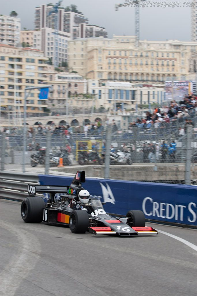 Shadow DN5 Cosworth (Chassis DN5-2A - 2010 Monaco Historic Grand Prix) High Resolution Image