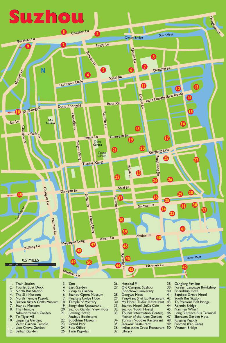 Suzhou tourist street map English | China Map in 2019 | Suzhou ... on xian street map, kathmandu street map, tokyo street map, zhuhai street map, ho chi minh city street map, denver street map, wan chai street map, wellington street map, guilin street map, harbin street map, hong kong map, vietnam street map, moscow street map, ft. lauderdale street map, macau street map, nagoya street map, birmingham street map, rotterdam street map, colombo street map, houston street map,