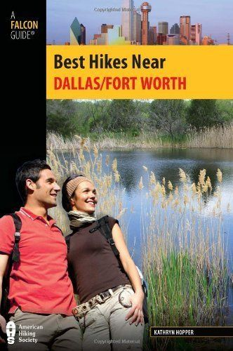Best Hikes Near Dallas/Fort Worth (Best Hikes Near Series) by Kathryn Hopper. $9.99. Publisher: FalconGuides; First edition (August 16, 2011). 256 pages. Author: Kathryn Hopper. Featuring 40 of the best hikes in the greater Dallas/Fort Worth area, this exciting new guidebook points locals and visitors alike to trailheads within an hour's drive of Dallas and Fort Worth. Show more Show less