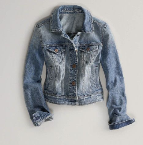 07499a1cc320 American Eagle s Denim Jacket
