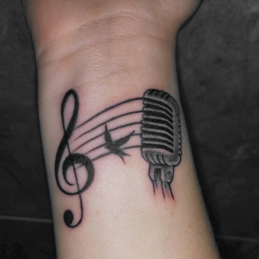 Music tattoo designs tattoo ideas pictures tattoo ideas pictures - 26 Music Tattoo Designs Design Trends 1080x1080 Jpeg