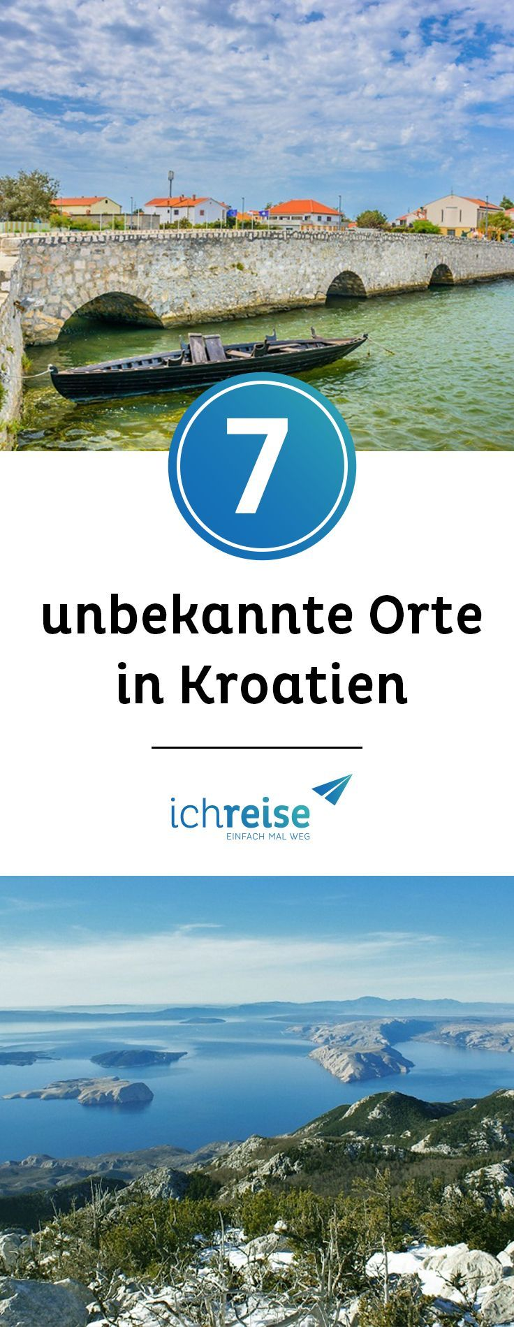 7 Orte in Kroatien, von denen du garantiert noch nichts gehört hast