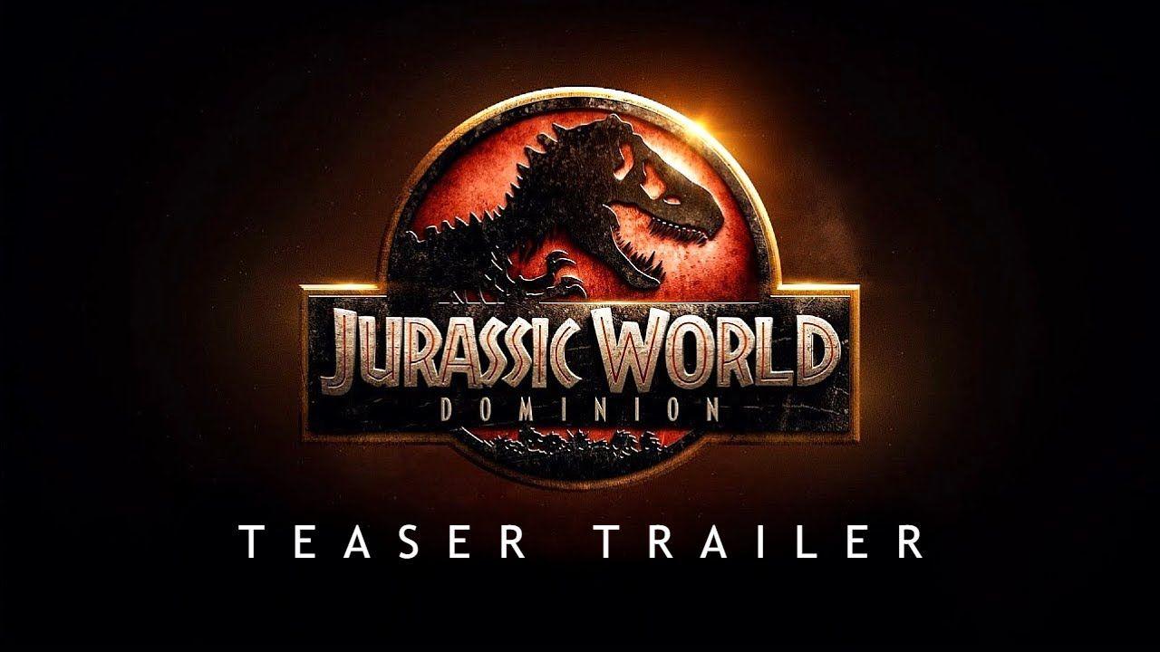 Jurassic World 3 Dominion 2021 First Look Trailer Concept Chris Pratt Laura Dern Movie Jurassic World Dinosaurios