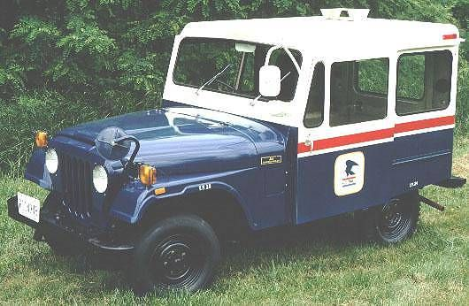 Amc Dj5c Post Office Jeep One Of The Best Most Dependable Rides I Ever Owned Jeep Old Jeep Jeep Parts