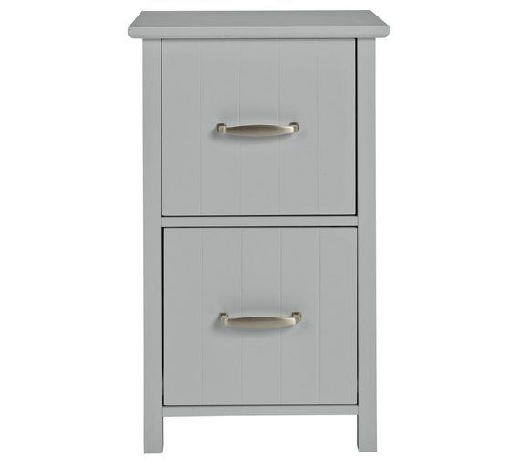 Collection New Tongue And Groove 2 Drawer Unit Grey At Argos Co Bathroom Shelvesunit Bathroomdrawer Unitstorage