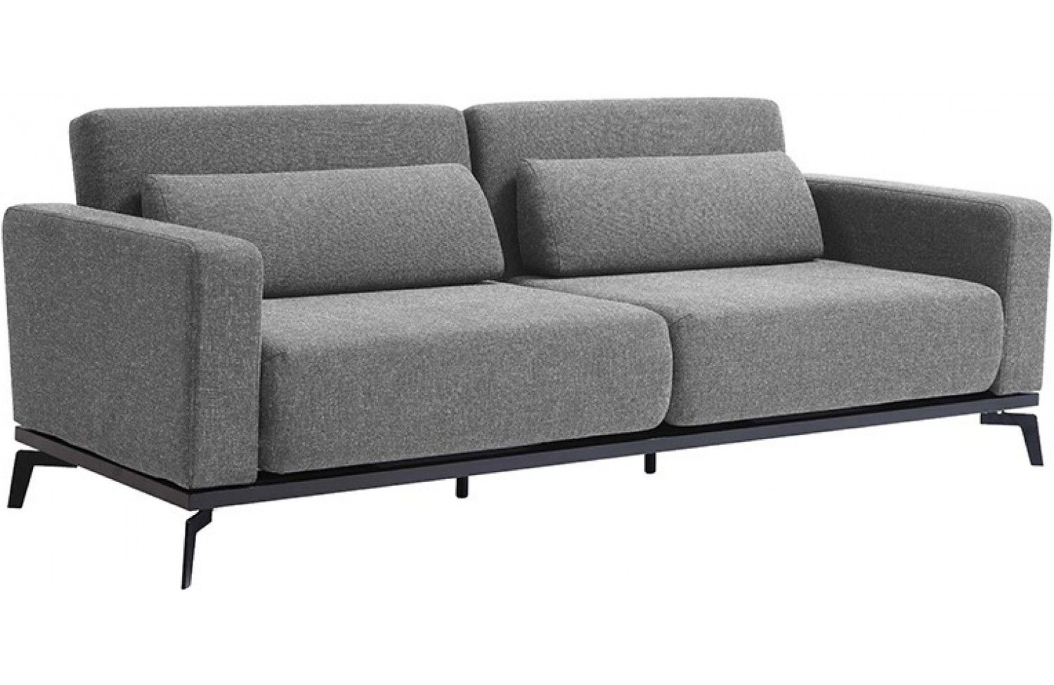 Meuble Contemporain Canapé Convertible Design Malmo Gris Divani Pinterest