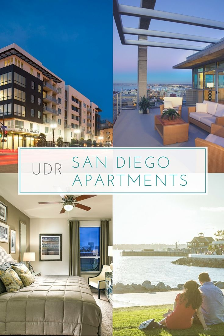 Luxury Apartments In Downtown San Go