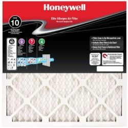 Electrostatic Air Filters Honeywell 12 In X 30 In X 1 In Elite Allergen Pleated Fpr 10 Air Filter 91001i011230 Heatin Air Filter Hepa Air Filter Honeywell