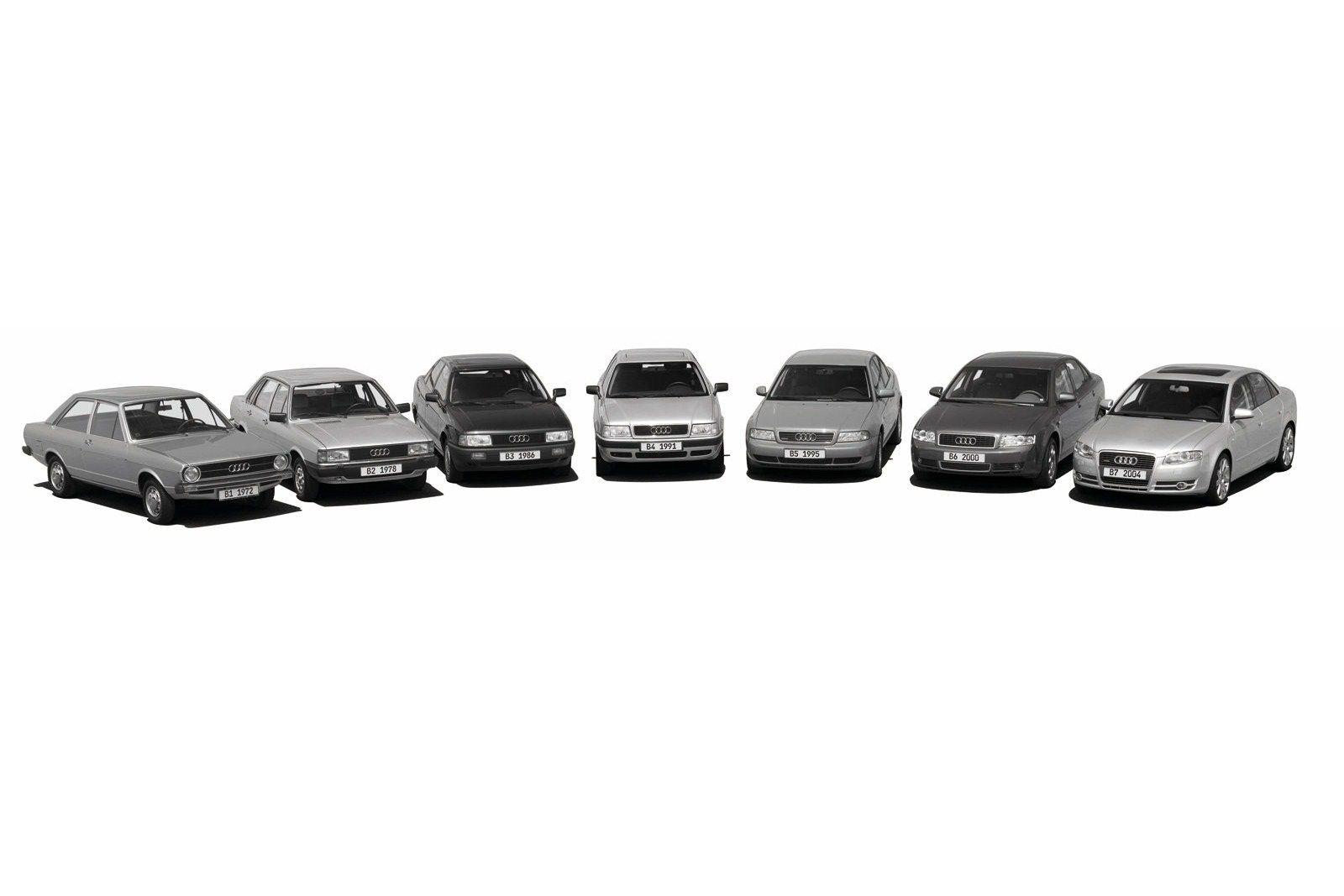 Evolution Of Audi A4 Audi Pinterest Audi Audi A4 And Automobile