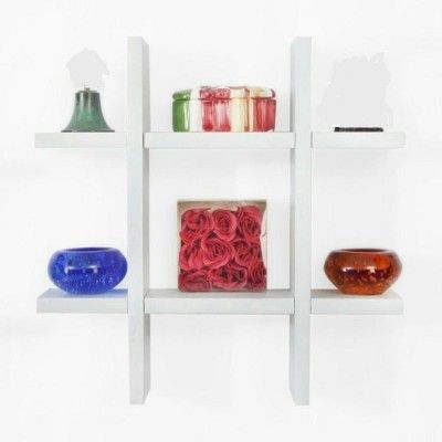 The New Look Plus Style Shelf Wooden Wall Shelf(Number of ...