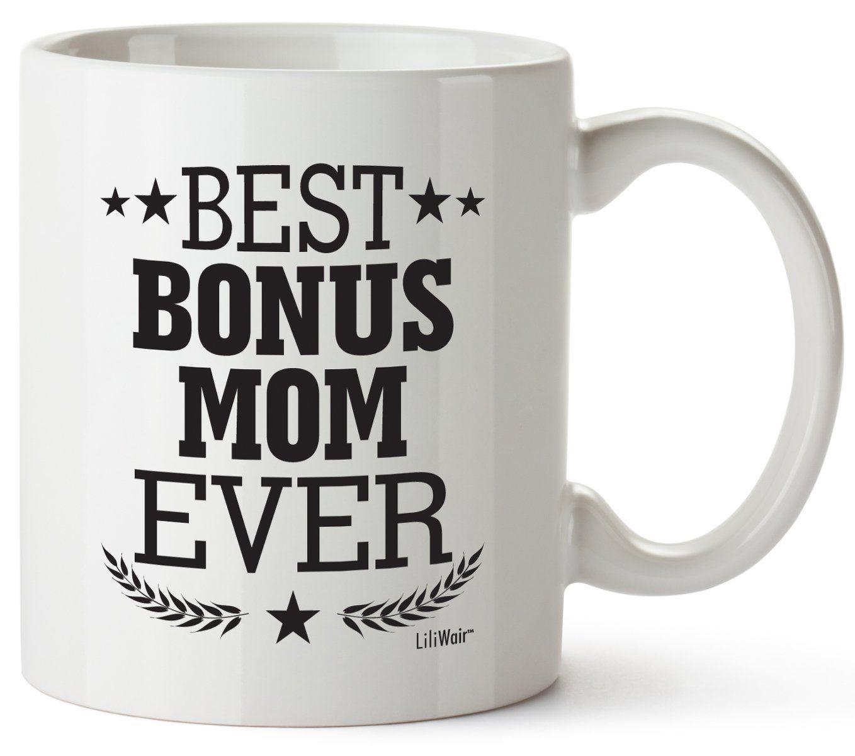 StepMom Gifts Step Mom Christmas Birthday Gift Black Friday Cyber