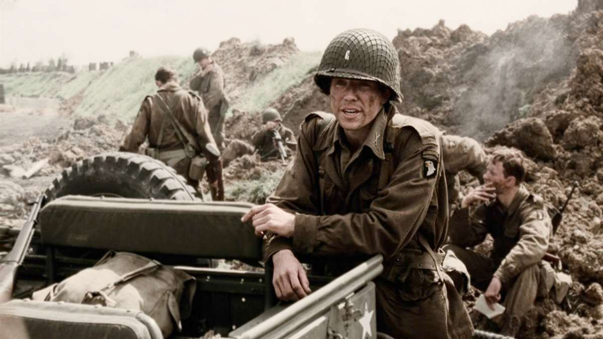 Episodes of band of brothers