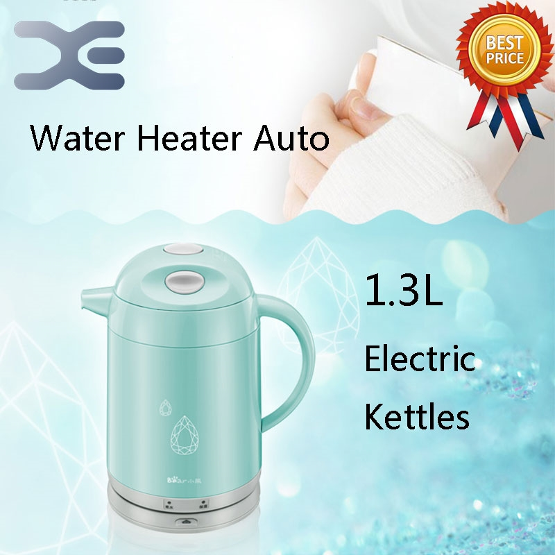 319.27$  Watch now - http://aliwnm.worldwells.pw/go.php?t=32742520242 - 5Per Lot High Quality 1.3L Water Heater Kettle Electric Kettle Automatic Power Off Water Heater Kettle Chaleira