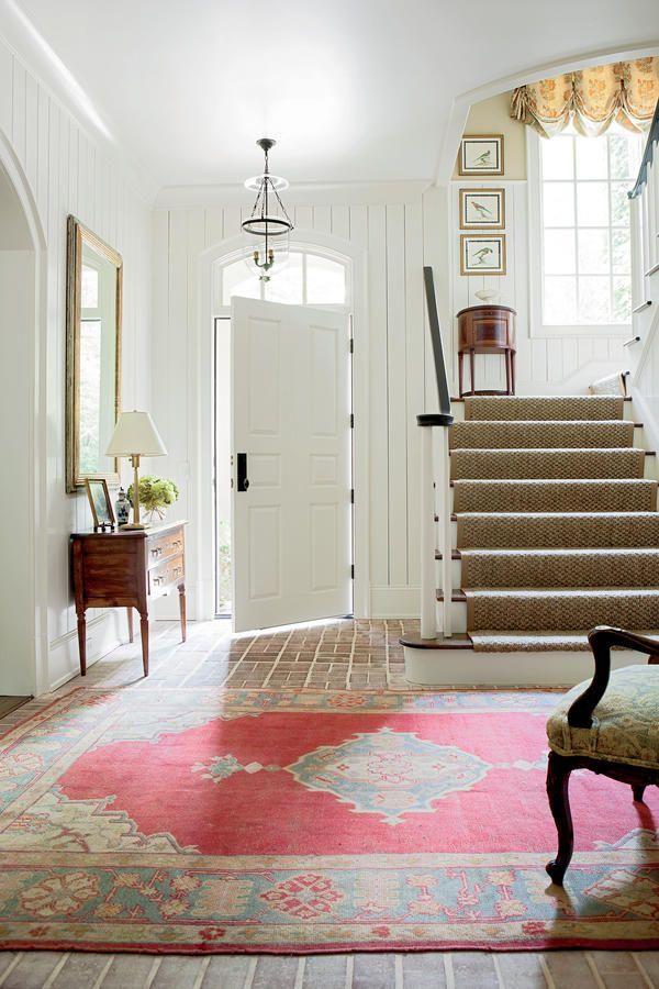 15 Ways With Shiplap Timeless Entryways Amp Halls Foyer