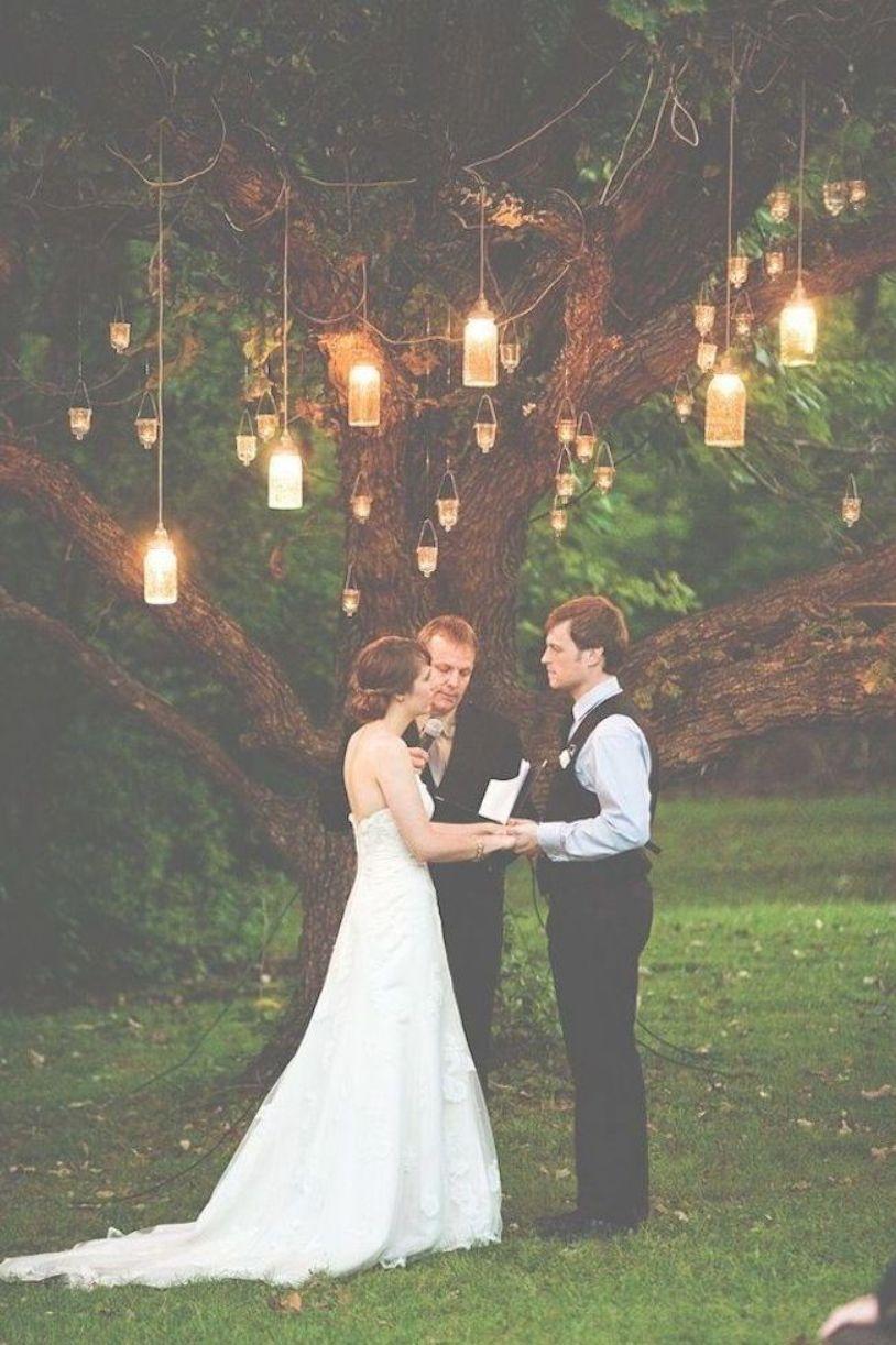 38 #Backyard Wedding Ideas For Low-Key Couples #weddings #backyardwedding