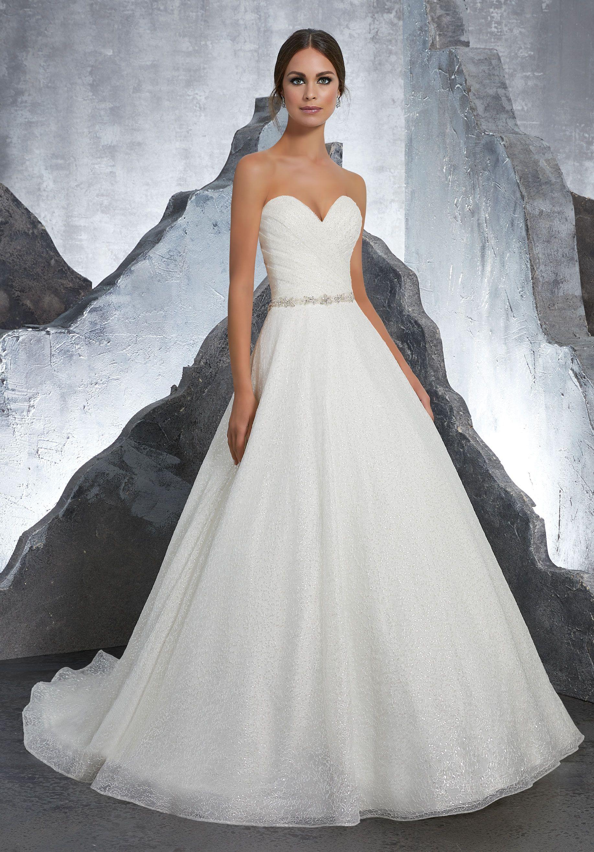 Kiki wedding dress style morilee mori lee gowns